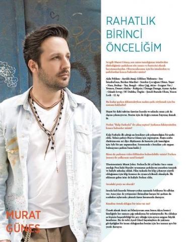 "Mall & Motto Dergisi ""Murat Güneş"" Röportajı"