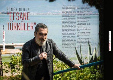Türkü Life Dergisi Soner Olgun Röportajı